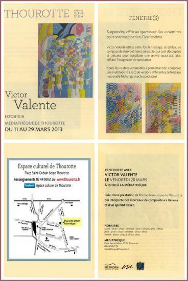 Victor VALENTE  à THOUROTTE